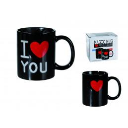 Mug Thermoréactif I Love You