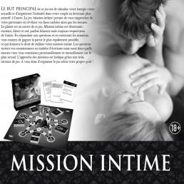 Jeu Mission Intime
