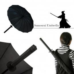 Parapluie Samouraï Katana