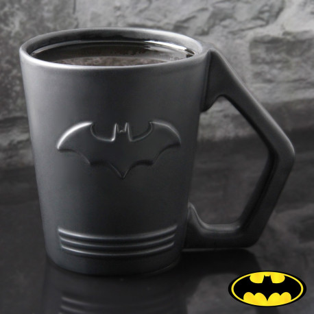 Mug Batman en Relief - Dark Knight