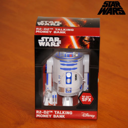 Tirelire R2D2 Star Wars Sonore