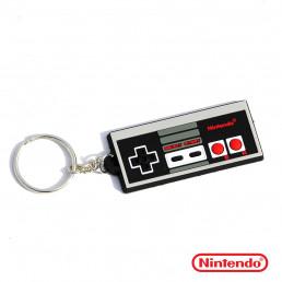 Porte-Clés Manette Nes Nintendo Souple
