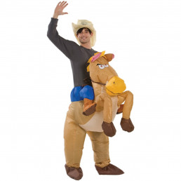 Costume Cowboy Gonflable