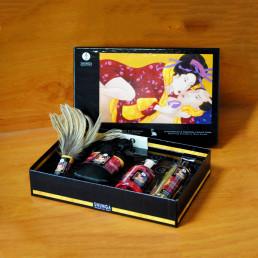 Coffret Japonais Tendresse et Passion
