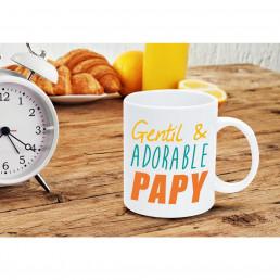 Mug Papy - Gentil & Adorable