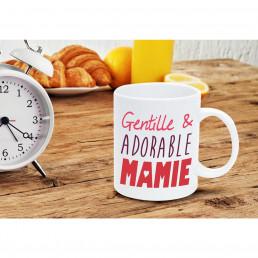 Mug Mamie - Gentille & Adorable