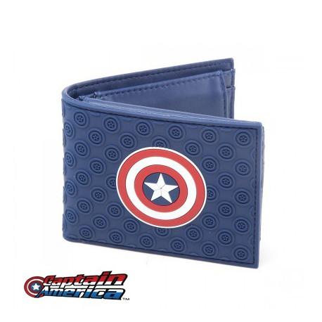 Portefeuille Captain America Marvel