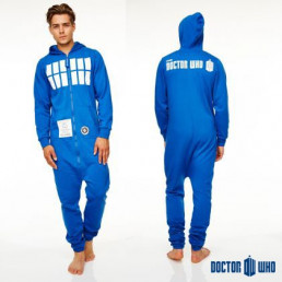 Combinaison Tardis Dr Who