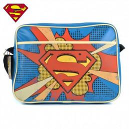 Sacoche à Bandoulière Superman Rétro