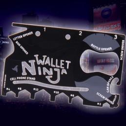 Carte Ninja Multifonction
