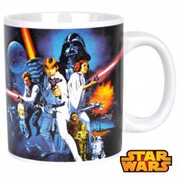 Mug Star Wars 1ère Trilogie