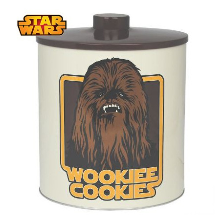 Boîte à Cookies Chewbacca Star Wars