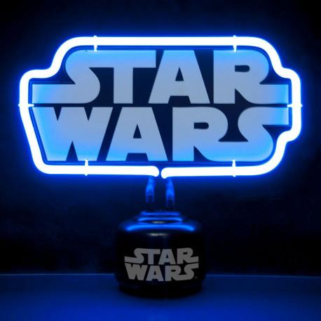Lampe Néon Logo Star Wars
