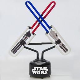 Lampe Néon Sabres Laser Star Wars