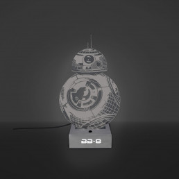 Lampe BB-8 Star Wars Acrylique