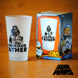 Maxi Verre Star Wars Dark Vador I am your Father