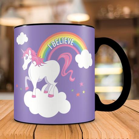 mug licorne qui change de couleur et d 39 image avec la chaleur sur cadeaux et anniversaire. Black Bedroom Furniture Sets. Home Design Ideas