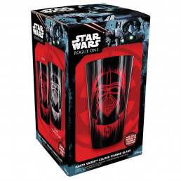 Verre thermoréactif Dark Vador Star Wars