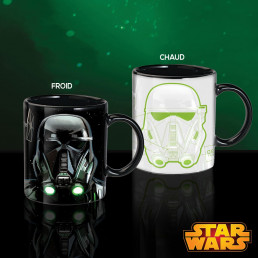 Mug Thermoréactif Death Trooper Star Wars