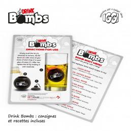 Shooters Bombes - Lot de 4