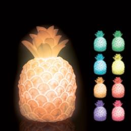 Lampe Ananas Multicolore