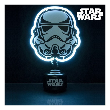 Lampe Néon Stormtrooper Star Wars