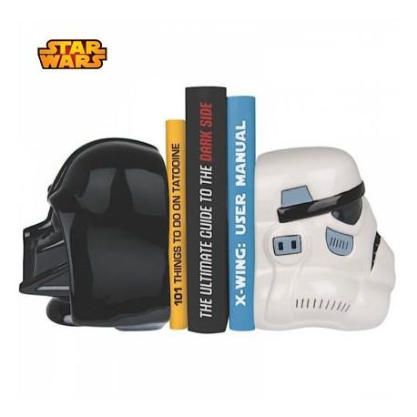 Serre-Livres Star Wars - Dark Vador et Stormtrooper