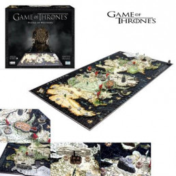 Puzzle 4D Game of Thrones