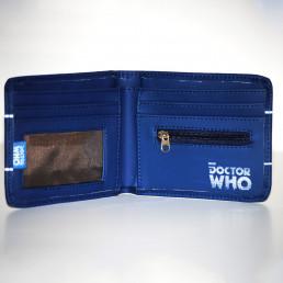 Portefeuille Tardis Dr Who