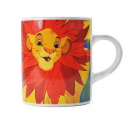 Tasse à Expresso Le Roi Lion Disney
