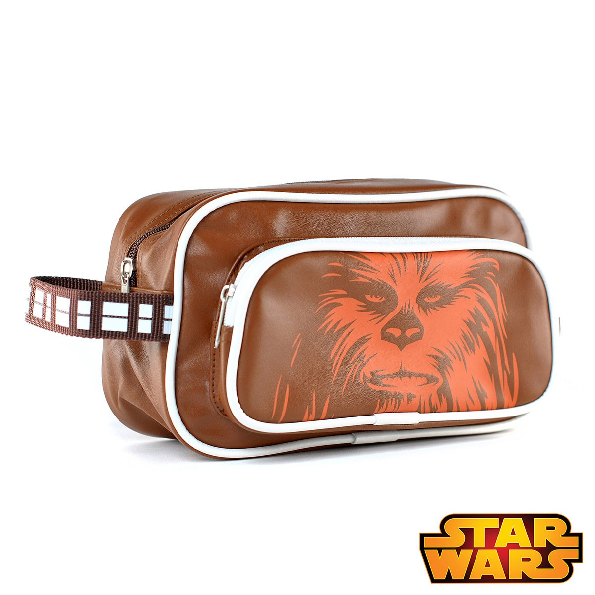 trousse de toilette pour homme star wars chewbacca sur. Black Bedroom Furniture Sets. Home Design Ideas