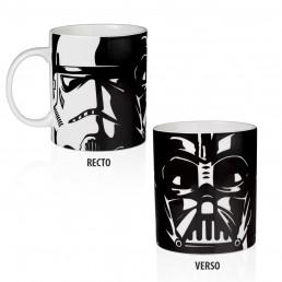 Mug Star Wars Force Obscure - Dark Vador & Stormtrooper