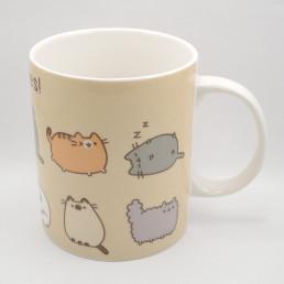 Mug Pusheen le Chat