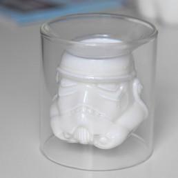 Verre Stormtrooper 3D Star Wars