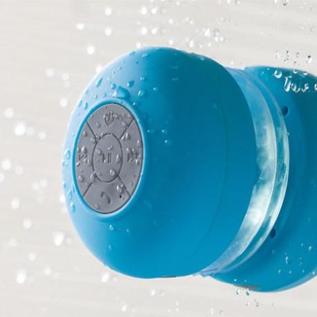 Haut-Parleur Bluetooth Etanche Bleu