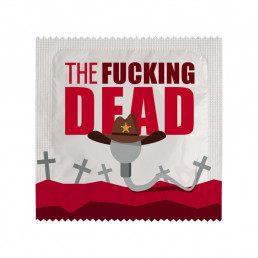 Préservatif The Fucking Dead