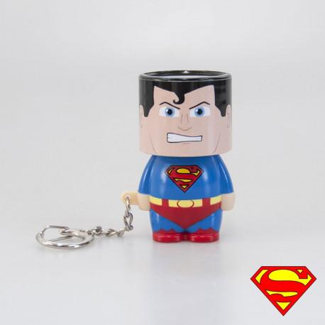 Porte-clés Lumineux Look Alite Superman