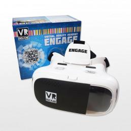 Masque à Réalité Virtuelle Blanc