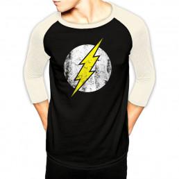 T-Shirt Flash Manches 3/4