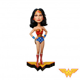 Figurine Wonder Woman à Tête Oscillante
