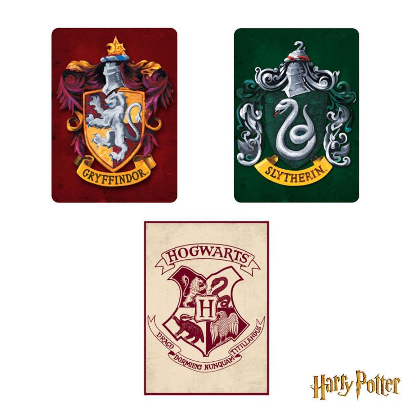 Harry Potter Muppets: Aimant De Frigo Harry Potter Poudlard, Gryffondor Et