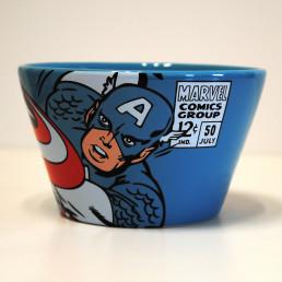 Bol Captain America Marvel Comics