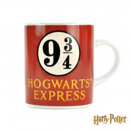 Tasse à Expresso Harry Potter Poudlard Express Voie 9 3/4