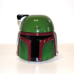 Boîte à Gâteaux Boba Fett Star Wars en Céramique