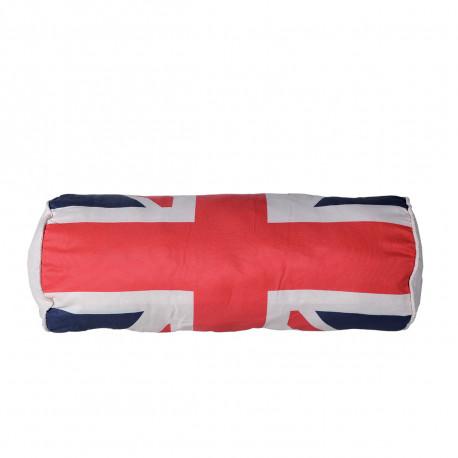 coussin boudin ergonomique l 39 effigie du drapeau anglais sur cadeaux et anniversaire. Black Bedroom Furniture Sets. Home Design Ideas