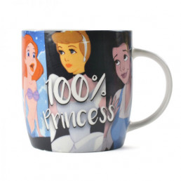 Tasse Disney 100 % Princesses