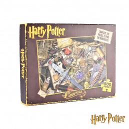 Puzzle Harry Potter Horcruxes 500 Pièces