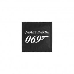 Préservatif James Bande 069