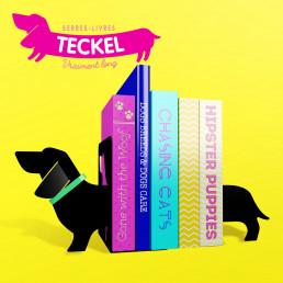 Serre-Livres Long Teckel