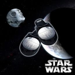 Chaussons Étoile de la Mort Star Wars